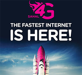 <strong>Fastest</strong> 4G LTE